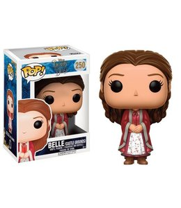 Funko Beauty and the Beast POP! Disney Vinyl Figure Belle (Castle Grounds Outfit) 9 cm