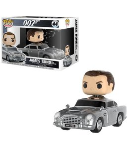 Funko James Bond POP! Rides Vinyl Vehicle with Figure Sean Connery & Aston Martin 15 cm