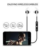 CARAMELLO Caramello Bluetooth Drahtloser In–Ear–Sportkopfhörer / In–Ears / Stöpsel / Kabellose Kopfhörer / Ohrhörer / Kopfhörer mit Mikrofon  Geeignet für Laufen und Sport   Drahtlose Reichweite bis 10 Meter