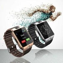 Smartwatch Android Met HD Camera en Microfoon | Met SIM-slot voor Bellen, Whatsappen, E-mail Checken | HD Touchscreen | Bluetooth