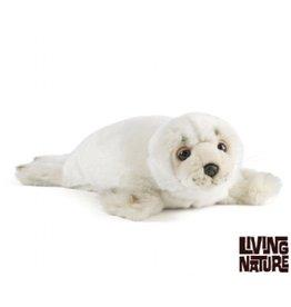 Living Nature Zeehond Knuffel, 30 cm