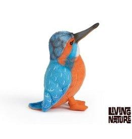 Living Nature Knuffel IJsvogel