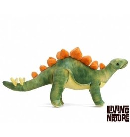 Living Nature Knuffel Stegosaurus