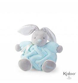 Kaloo Plume Knuffel Konijn aqua blauw, 25 cm