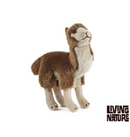 Living Nature Knuffel Lama