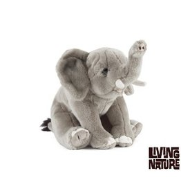 Living Nature Knuffel Olifant