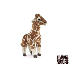 Living Nature Giraffe Knuffel