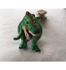 Living Nature Knuffel Tyrannosaurus Rex, groen