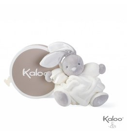 Kaloo Plume Knuffelkonijn wit, 25 cm