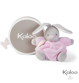 Kaloo Plume Knuffel konijn roze, 18 cm
