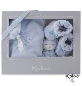 Kaloo Perle Kaloo Perle - Baby Cadeauset blauw