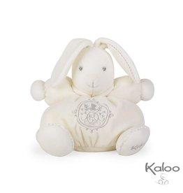 Kaloo Perle Knuffelkonijn Wit, 24 cm