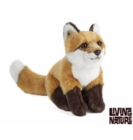 Living Nature Knuffel Vos