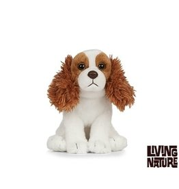 Living Nature Knuffel  King Charles, 15 cm