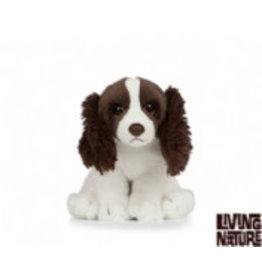 Living Nature Knuffel Engelse  Spaniel, 15 cm