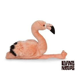 Living Nature Knuffel Flamingo