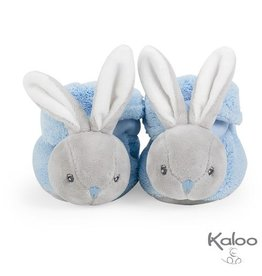 Kaloo Plume Kaloo Plume  Slofjes konijn Blauw