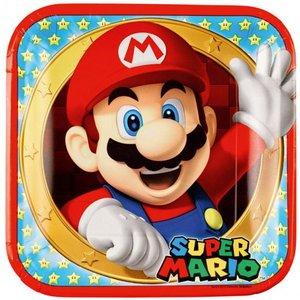 Bordjes Super Mario groot
