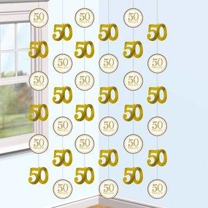 Hangdecoratie 50 happy years