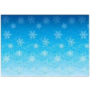 Scenesetter sneeuwvlokken ijskristal