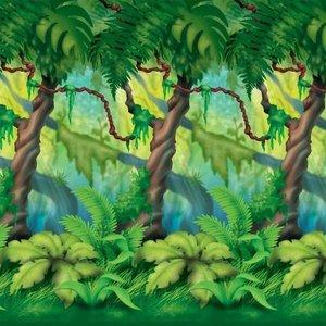 Scenesetter Jungle bomen