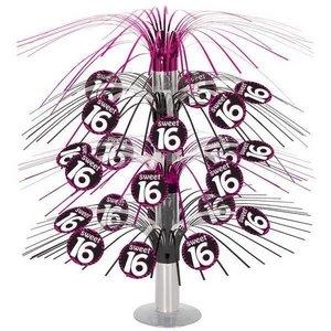 Sweet Sixteen Tafeldecoratie luxe
