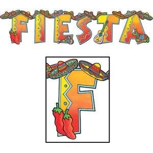 Letterslinger Fiesta jumbo