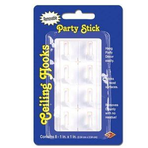 Party Stick slingers plafond haken