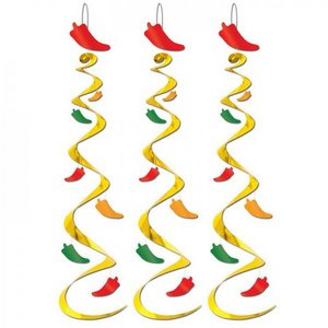 Hangdecoratie Mexicaanse Pepers