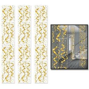Party Panels goudkleurig luxe