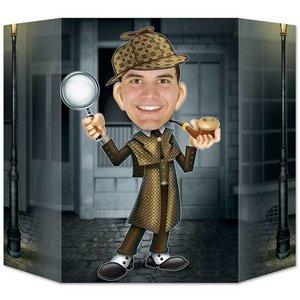 Selfie Decor Sherlock Holmes
