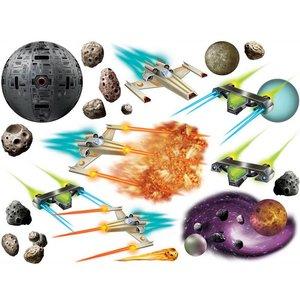 Wanddecoraties Space galaxy