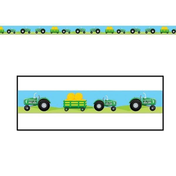 Party Tape Boerderij Tractor