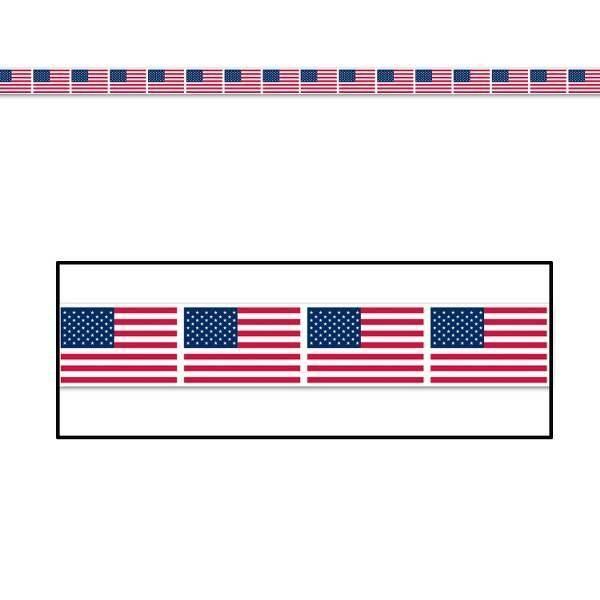 Decoratie lint USA