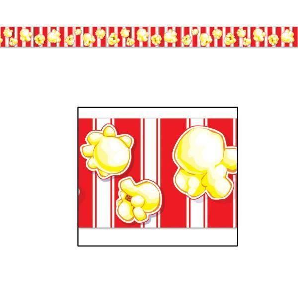 Party Tape Popcorn