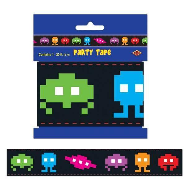 Party Tape Classic Games