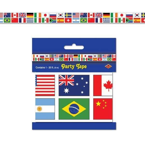 Party Tape Internationaal