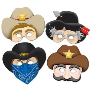 Maskers cowboys