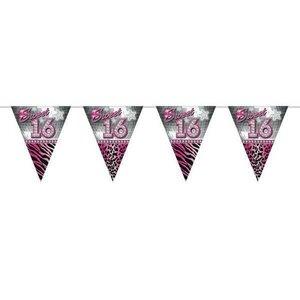 Sweet 16 vlaggenlijn luxe