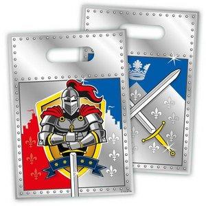 Feestzakjes ridder modern