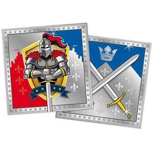 Servetten ridder modern
