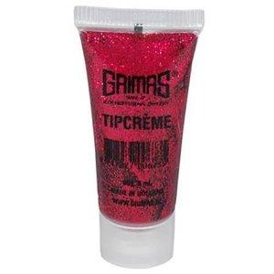 Tipcrème 8 ml. rood