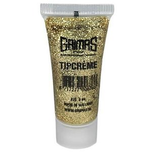 Tipcrème 8 ml. goud