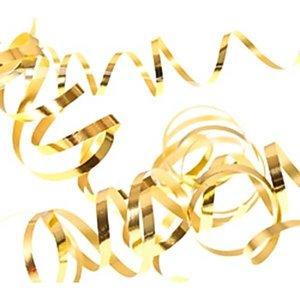 Serpentine slingers goudkleurig