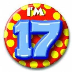 Button 17 jaar
