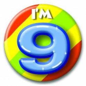 Button 09 jaar