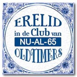 Populair Grappige 65 jaar verjaardag cadeaus - Feestartikelen.nl #VM12