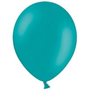 Ballonnen turquoise 10 stuks