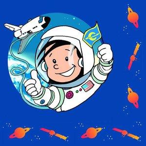 Servetten Astronaut 20 stuks