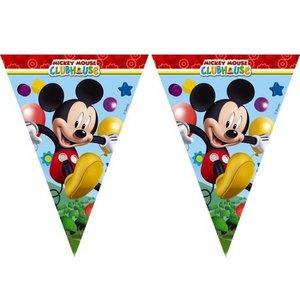 Vlaggenlijn Mickey Mouse